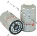Palivový filter, od 1997 do 2005- Perkins JCB 3CX/4CX