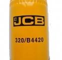 Olejový motorový filtr JCB