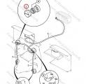 Hydraulický zámek podkopu 3CX/4CX