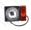 Světlomet se směrovkou JCB 3CX/4CX